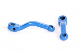House Brand Moped Pedal Crank Arms -Blue