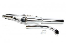 Puch Jamarcol Exhaust - 2 Piece