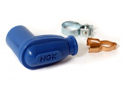 NGK Moped Spark Plug Cap -Blue