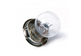 6 volt 15 watt Euro Headlight Bulb P26s