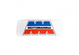 MotoMarina Dealer Sticker