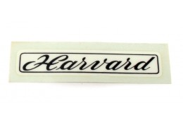 Negrini Harvard Cursive Sticker