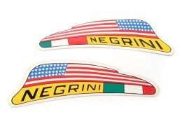 Negrini Puddle Cutter Sticker