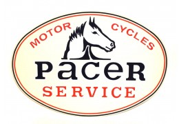 Pacer Dealer Sticker