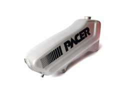 Pacer Gas Tank -Silver