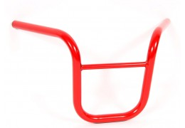 Moped Chopper Handlebar -Red
