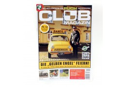 Club Magazin Issue #10 -The magazine for Puch enthusiasts