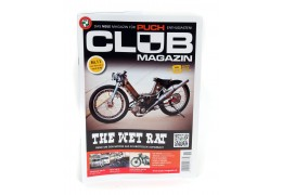 Club Magazin Issue #11 -The magazine for Puch enthusiasts