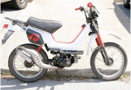 Yamaha Sting Moped