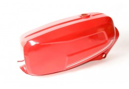 Baretta Italian Top Gas Tank -Red