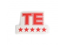 General 5 Star TE Decal