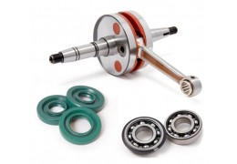 Puch E50 Teflon Stuffed Race Crank Everything Kit