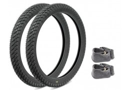 17in Tire and Tube Package