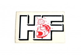 Safety First HF Turtle Sticker