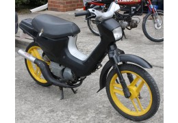 Honda Wallaroo Moped